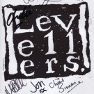 The Levellers (Band) SIGNED  Photo + Certificate Of Authentication 100% Genuine
