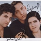 The XX (Band)  Jamie Smith Romy Croft SIGNED Photo + Certificate Of Authentication 100% Genuine