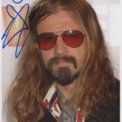 Rob Zombie SIGNED  Photo + Certificate Of Authentication  100% Genuine