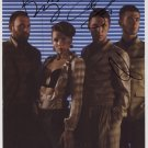 "Scissor Sisters (Band) SIGNED 8"" x 10"" Photo + Certificate Of Authentication  100% Genuine"