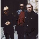 "Ocean Colour Scene (Band) SIGNED 8"" x 10"" Photo + Certificate Of Authentication  100% Genuine"