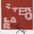 Stereolab Laetitia Sadier SIGNED Photo + Certificate Of Authentication 100% Genuine