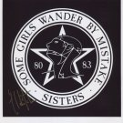 Sisters Of Mercy (Band) SIGNED Photo + Certificate Of Authentication 100% Genuine