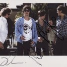"The Kooks (Band) FULLY SIGNED 8"" x 10"" Photo + Certificate Of Authentication  100% Genuine"