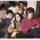 "Radiohead (Band) FULLY SIGNED 8"" x 10"" Photo + Certificate Of Authentication  100% Genuine"