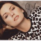 Shania Twain SIGNED Photo + Certificate Of Authentication  100% Genuine