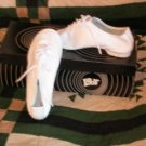 Sz 1.5  Econo Jazz Shoe Child White