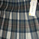 Size 14 *New * Knife Pleated Skirt ...Made in Ireland