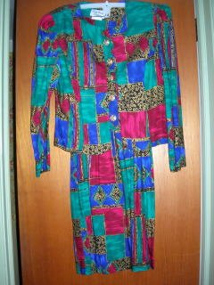Size 6 Lady Carol Petite Suit  NWOT
