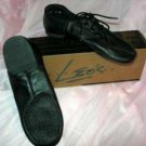 size 5.5 Adult Black Split Sole Jazz shoes SRP $43.50