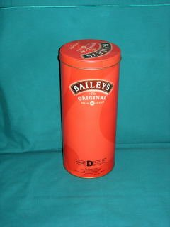Bailey's Irish Cream Collector Tin