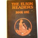 1930 The Elson Readers / Book One / Scott Foresman