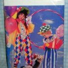 Child Clown Halloween Costume Pattern Butterick 6846