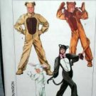 Child Animal Halloween Costume Pattern Butterick 7648 Sz(10-12)