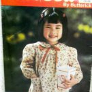 Child's Dress Size B 'See and Sew' UNUSED Butterick 6644
