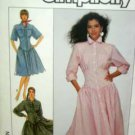 Misses Sz (10/12/14) USED Dress Pattern Simplicity 8488