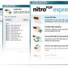 Nitro PDF Express 1.1