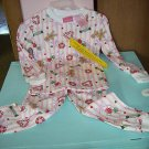 CUTE BRAND NEW GIRLS 2 T CHRISTMAS SLEEPWEAR