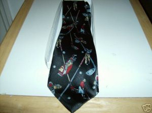 BRAND NEW GOLF LOVERS MENS NECKTIE