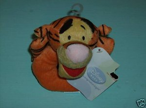 NEW DISNEY BABY TIGGER PLUSH RATTLE