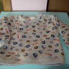 BRAND NEW HANES GREY SIZE 24 MONTH BOYS SPORTS SWEATER