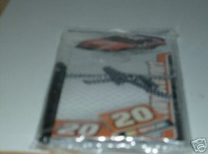 NASCAR TONY STEWART #20 NOTEPAD SET
