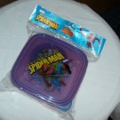 THE AMAZING SPIDERMAN TWO PIECE LUNCHPACK