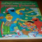 BRAND NEW SESAME STREET  JUMBO COLORING BOOK & ACTIVITY BOOK
