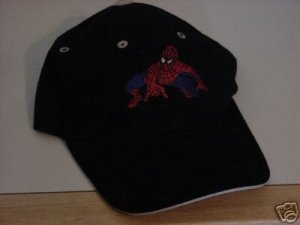 EXCITING SPIDERMAN CAP