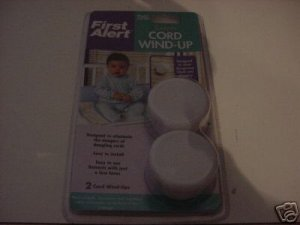 BRAND NEW FIRST ALERT SAFETY CORD WIND UP