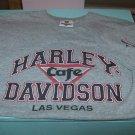 HARLEY DAVIDSON LAS VEGAS CAFE MENS MEDIUM SHORT SLEEVE T-SHIRT