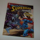 BRAND NEW SUPERMAN JUMBO COLORING & ACTIVITY BOOK