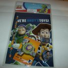 BRAND NEW 5 PIECE TOY STORY 3 STATIONERY SET