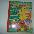 BRAND NEW SESAME STREET HOLLY JOLLY HOLIDAY COLORING & ACTIVITY BOOK