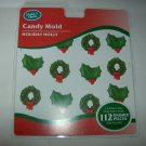 BRAND NEW HOLIDAY HOLLY CANDY MOLDS