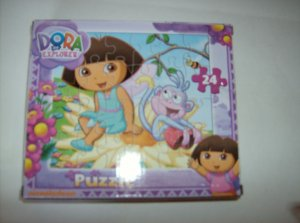 BRAND NEW DORA THE EXPLORER 24 PIECE PUZZLE