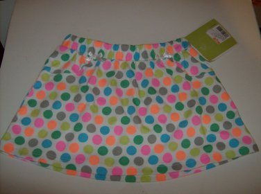 Brand New Girls Size 9 Month Polka Dot Skirt