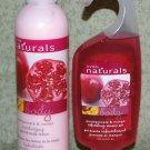 Avon - Naturals Pomegranate & Mango Set