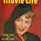 Movie Life Magazine May 1947 Ingrid Bergman Good Cond