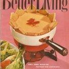 Better Living Magazine September 1953 Very good cond