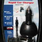 Rapid Car Charger Samsung LG Sanyo Audiovox Toshiba NEW