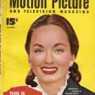 Motion Picture Magazine 1952 Ann Blyth Marilyn Monroe