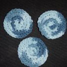 Set of 3 Face Scrubbers