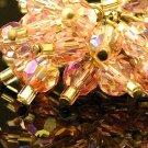Handmade Dangling Crystal Bubbles Rings (Bubbles)