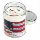 #12487 Patriotic Soy Candle
