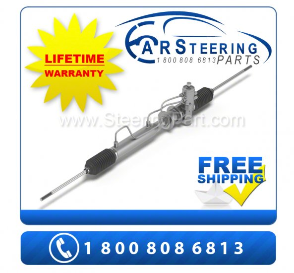 1989 Mitsubishi Mirage Power Steering Rack and Pinion