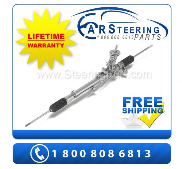 2002 Volkswagen Jetta Power Steering Rack and Pinion