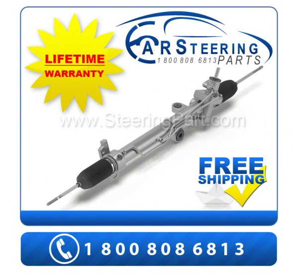 2007 Hummer Trucks H3 Power Steering Rack and Pinion