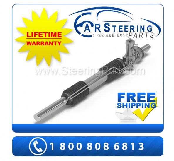 1989 Pontiac Tempest Power Steering Rack and Pinion
