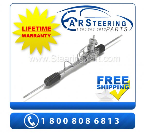 1986 Chevrolet Nova Power Steering Rack and Pinion